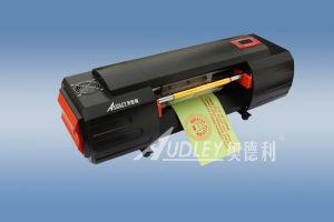 Visiting 카드 Adl330b를 위한 자동적인 Feed Sheets Hot Foil Stamping Machine