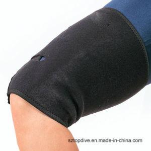 Mantiene la parentesi graffa flessibile della coscia del neoprene stretto dei muscoli della coscia
