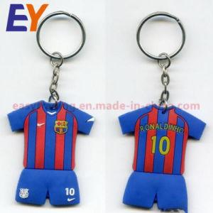 Reflective PVC Keychain/Custom Rubber Keyring/Software PVC Jordan Keychain