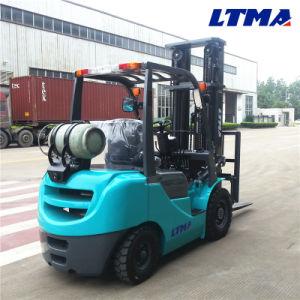 Nuevo Mini Ltma 1,5 toneladas de gas para la venta de la carretilla elevadora