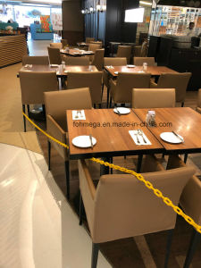 Table Chaise Dfini Pour Le Buffet Shopping Mall De FAST FOOD Restaurant