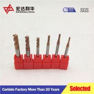 2-28mm 4 bit di trivello diritti di CNC della tibia delle scanalature che tagliano i laminatoi di estremità del HSS degli attrezzi a motore