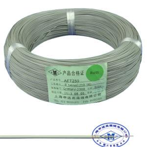 PFA Teflon изолятор никелированный медный провод