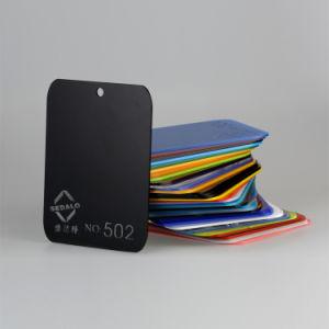 Strato 100% del perspex del lucite del Virgin dello strato acrilico/plexiglass di colore libero