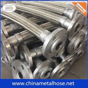 Tubo flessibile del Teflon PTFE dell'intrecciatura del collegare dell'acciaio inossidabile