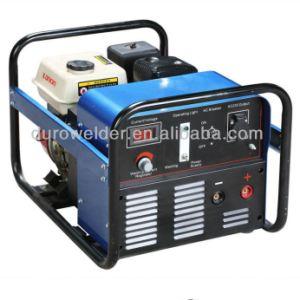 De Generator van de benzine en de Generator van de Lasser van de Benzine