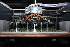 Foco automático Gofragem Máquina para papel Yw-102E