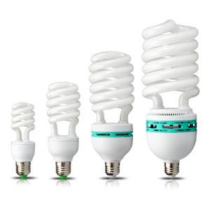 5000horas 26W espiral tricolor luz economizadora de energia