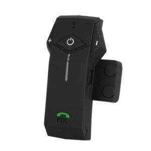 2017 Auricular Bluetooth Motos Intercom para 2 pasajeros Fdc-03