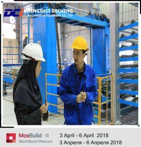 Gypsum Board Manufacturing Equipment를 위한 생산 Platform