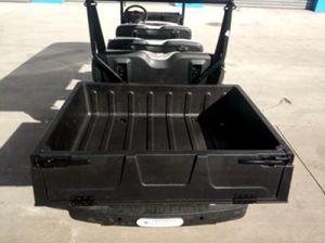 Zhongyi 6 escaños de la marca Club eléctrico coche con la caja de carga