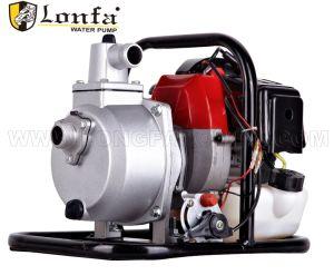 Portable 1pulgada 3HP Mini gasolina bomba de agua para la Agricultura