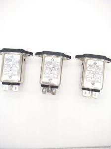 EMI filtre de ligne de puissance monophasé AC Filtre de bruit
