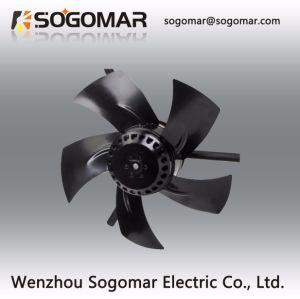 Ventilatore di scarico di Dia200mm 380VAC con grande corrente d'aria 2600rpm (VVVF)