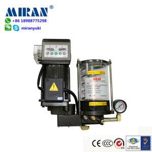 Pompa motorizzata di lubrificazione del grasso/petrolio/burro