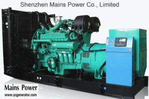 Vta28 Cummins BRITANNICO originale 600kVA, 750kVA generatore diesel 50Hz, 400V