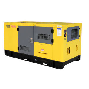 33kVA 일본 Yanmar Engine Silent Type Electric 또는 Portable Generator (UYN30)