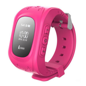 As crianças o GPS Smart Phone assista com o SOS Tracker Funcations