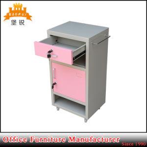 Jas-109 Preço direto da fábrica de móveis hospitalares económica cacifos leito hospitalar de Metal