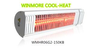controlo remoto Pátio portáteis de aquecimento infravermelho do Aquecedor