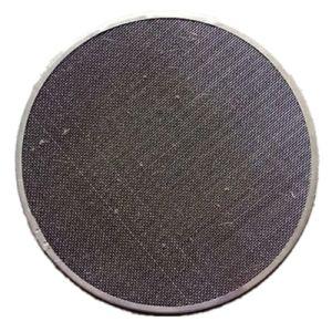 Черный провод на заводе ткань фильтра тонкой очистки диска