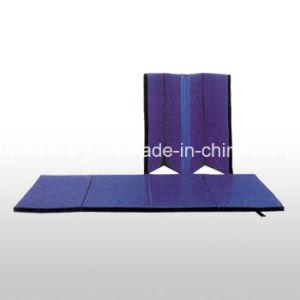 マットを跳ぶか、またはマットまたはFoldingmat /Gymのマットか着陸のマットをクラッシュしなさい
