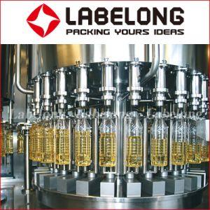 De grote Apparatuur van het Flessenvullen van de Eetbare Olie van de Korting met Beste Prijs