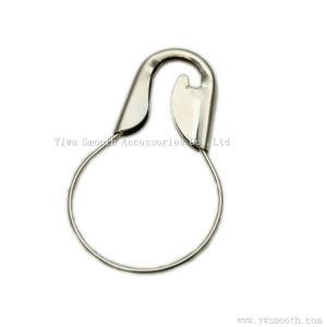 Brooches Zucca-A forma di del rame della modifica dell'inarcamento di sicurezza di Pin degli accessori dell'indumento