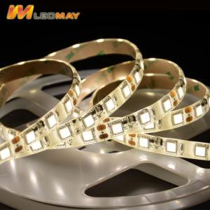 Superflexible LED Streifen-Beleuchtung der helligkeits-SMD5050 DC12V