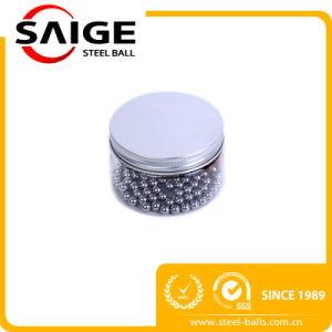 1.2-25.4mm SUS304 os fabricantes de esferas de aço inoxidável na China