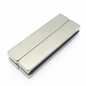 De sterke Magneet van het Neodymium van de Zeldzame aarde van de Magneten van de Koelkast van de Staaf van het Blok van de Rechthoek