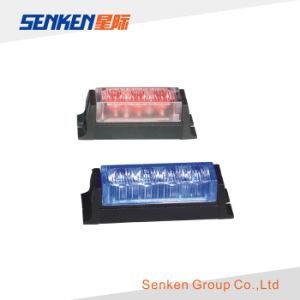 Senken 6W LEDのグリルのデッキの淡いブルーの軽いヘッド