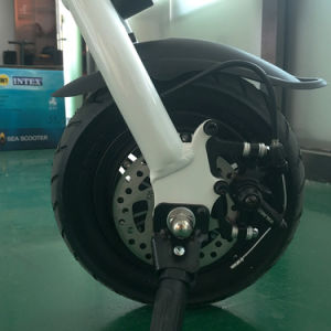 درّاجة مصغّرة [فولدبل] كهربائيّة مع [ليثيوم بتّري]