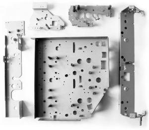 깊은 그림 판금 제작 전기 상자