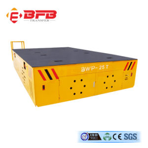 Для тяжелого режима работы двигателя привода передачи Trackless тележка для перевозки