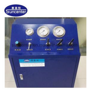 Het Vullen van de Cilinder van de Zuurstof van de Hoge druk van Suncenter Pneumatische Machine