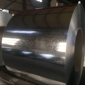 Lamiera di acciaio galvanizzata ondulata d'acciaio del materiale da costruzione della bobina di Gi Z60