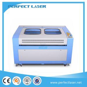 Ordinateur de bureau Verre Plastiques Gravure au laser pour la structure de la machine de coupe