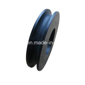 높은 정밀도 나일론 POM 플라스틱 전화선 가이드 폴리/롤러 바퀴/Sheave