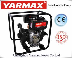 Yarmax bomba de agua diesel portable del arrabio de 2 pulgadas Ymdp20I