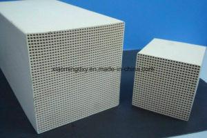 ヒーターのガス暖房のためのSGSの蜜蜂の巣の陶磁器蓄積装置そして再生器