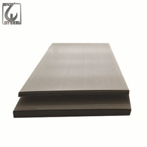 201 strato dell'acciaio inossidabile della superficie 6mm di laminazione a caldo no. 1