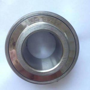 La caja de rodamientos de plástico de color blanco con Ss Inserte el rodamiento