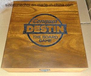 Contenitore di regalo di legno di Lacquerd di colore di Reyto per le lame impostate impaccare