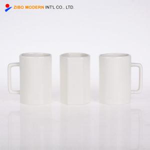 Seis Arrises comodidades para preparar chá e café de porcelana cerâmica caneca com logotipo da Capa
