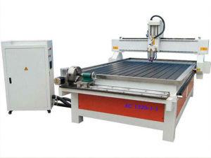4-Axi Houten CNC Router voor Mebel en Facad