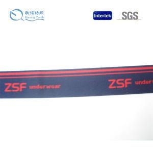 Nuevo diseño elástico de alta calidad de la banda elástica de Jacquard personalizados