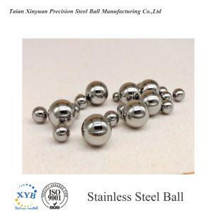 De Bal van het roestvrij staal voor Fiets, Lagers, Machine, Elektrische G500 12.7mm