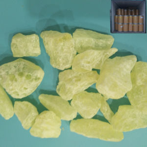 Moschus Ambrette Klumpen synthetisches Aroma-guter Lieferanten-niedrigster Preis CAS-Nr. 83-66-9 für Duftstoff-Gebrauch
