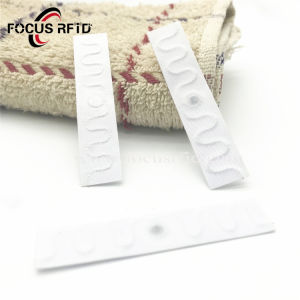 고열 공차 RFID 세탁물 또는 의류 꼬리표